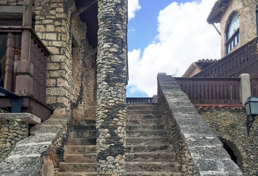 16th century architecture abounds in Santo Domingo's Colonial City